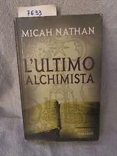 Micah Nathan L'ultimo Alchimista