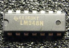 10x LM348N Quad Amplificatore Operazionale, Texas Instruments