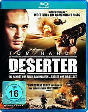 Deserter ( Kriegsdrama BLU-RAY ) mit Paul Fox, Tom Hardy, Kate Maberly NEU OVP