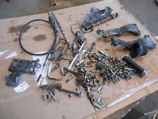 Honda Silver Wing 500 GL500 GL 500 1982 misc parts lot bolts screws motor mounts