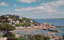 Postcard - Torquay - Vane Hll and Inner Harbour