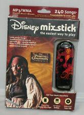Disney Pirates of the Caribbean 512MB  mix stick MP3/WMA Digital Music Player