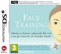FACE TRAINING DS 3DS 2DS NINTENDO NUOVO ITALIANO + OMAGGIO