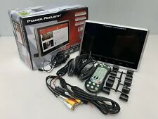 """Power Acoustik - 10.1"""" Universal Headrest Mount LCD Monitor with DVD Player"""