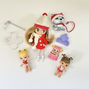 Blythe Littlest Pet Shop Cold Weather Baby Bratz Christmas