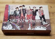 SHINee THE FIRST SPECIAL Limited CD + DVD + Photobook + Goods Free Shipping
