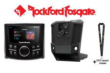 """Rockford Fosgate PMX-2 2.7"""" Digital Media Receiver & RFRNGR-PMXDK PMX dash kit"""