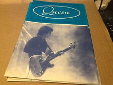 Queen Summrr 1978 Rare Original Fanclub Magazine Excellent