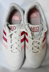 Adidas NEO Trainers for Women White for sale | eBay
