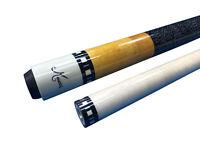 New Meucci SB1-N Custom Billiards Pool Cue Stick - Natural + HARD CASE