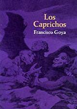 Los Caprichos (Dover Fine Art, History of Art), Goya, Francisco, Good Book