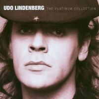"UDO LINDENBERG ""THE PLATINUM COLLECTION"" CD NEUWARE"