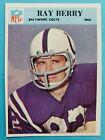 1966 Philadelphia Football Cards 89