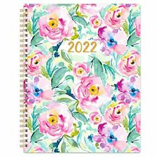 2022 Planner Weekly Monthly With Flexible Cover 8 X 10 January December 2022