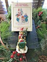 c1999 MIB! VTG The International Santa Claus Collection~SWITZERLAND~Christkindli