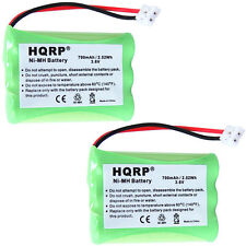 2-Pack HQRP Phone Battery for Motorola MA354 MA355 MA356 MA357