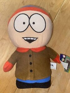 """SOUTH PARK STAN 9"""" COMEDY CENTRAL DATED 2008 WITH TAG"""