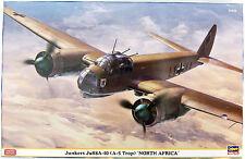"Hasegawa 07440 Junkers Ju88-10 (A-5 Trop) ""North Africa""1/48 scale kit"