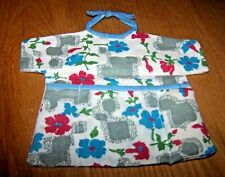 Vintage Handmade Sewing Notion Holder Pin Cushion Dress Shape