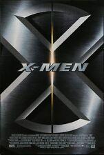 X-MEN - 2000 - original 27x40 REGULAR movie poster - HUGH JACKMAN, ANNA PAQUIN