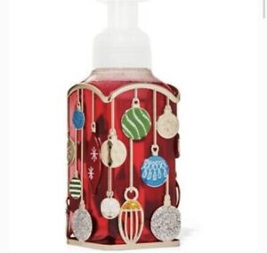BATH AND BODY WORKS NEW YEARS SOAP HOLDER