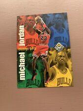 Michael Jordan: 1998/99 Upperdeck Checklist