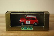 Vitesse Mini Cooper Diecast Rally Cars