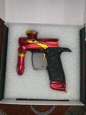 G5 Dangerous power Paintball Gun Red/Yellow