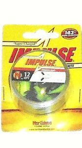 "Northland Tackle Impulse 1.5"" Minnow Head Trailers (Perch-12/pk)"