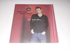 JP Nataf - mon ami d'en haut - cd promo 1 titre 2004