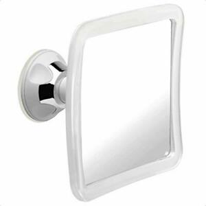 Shower Mirror for Shaving with Upgraded Suction 1X Magnification