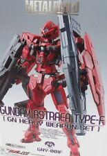 Bandai Metal Build Gundam Astraea Type-F (GN Heavy Weapon Gundam 00F GNY-001F)