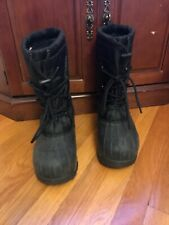 Men's Acton Thinsulated Insulation Thermo Winter Boots Size 9