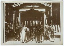 photo 1913 Japon Tokyo Obsèques du prince Katsura Taro Japan 桂太郎撮影