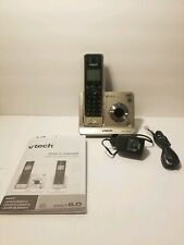 Vtech LS6425 Cordless Handset Phone w/ Answering Base, Manuals, Cords & Battery