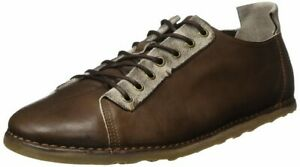 Fly London Mens Alin485FLY  Brown Lace Up Casual Leather shoes UK 7   EU 41