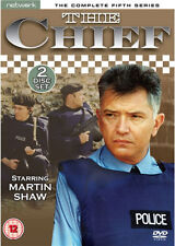THE CHIEF the complete fifth series 5. Martin Shaw. 2 discs. New sealed DVD.