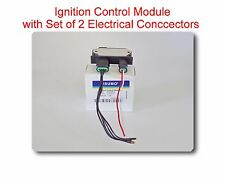 Ignition Control Module With 2 Electrical Connectors Fits: Asuna GM GMC Isuzu