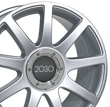 18x8 Rim Fits Audi - RS4 Style Silver Wheel
