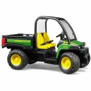 Bruder - John Deere Gator  1:16 02491   UK Seller