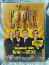 THE FOOTY SHOW 1994-- 2002 GREATEST HITS R4 PG