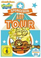 SPONGEBOB SCHWAMMKOPF: V32 AUF TOUR   DVD NEU