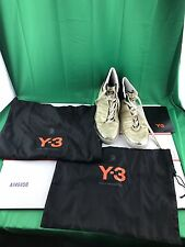 Adidas Y-3 Yohji Yamamoto High Gold Boost Ankle Boots Sneakers Shoes Sz 8