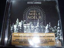 Noel ! Noel !! Noel !!! - Michel Legrand CD - NEW