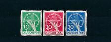 Berlin Währungsgeschädigte 1949** Michel 68-70 geprüft (S11711)