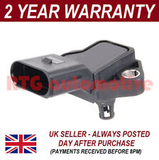 FOR VW EOS GOLF PASSAT PHAETON TIGUAN TOUAREG TOURAN TRANSPORTER MAP SENSOR