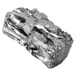 Bismut Wismut Kristall 99.99% Reine Kristallgeoden Wismutstück 100g Bi Metall ☯