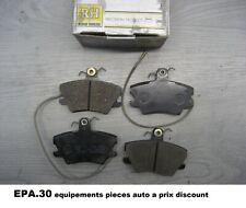 PLAQUETTES DE FREIN AVANT RENAULT ALPINE V6 CLIO 1 EXPRESS SUPER 5 - 241.02