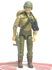 GI Joe Action Figure DUKE Complete w Gun HELMET Binoculars 1984 CD: 8.5
