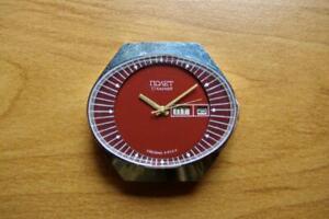 POLJOT Russian Soviet watch